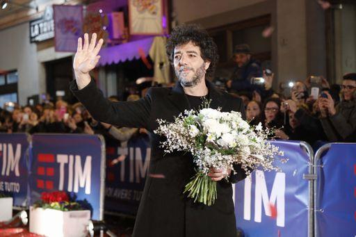 68° Festival della canzone italiana di Sanremo  red carpet dei