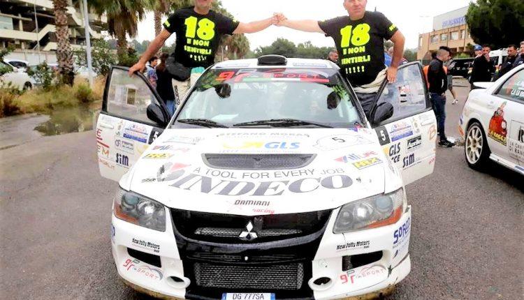 Solitro e Porzio – 18 Rally Caltanissetta