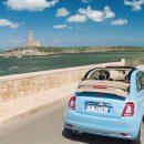+VIDEO+ La Nuova Fiat 500 Spiaggina immagini realizzate a Vieste
