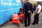 Vieste - Bus in manovra investe due studenti nel Terminal del parcheggio Europa