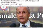 GALLERIA MONTE SARACENO - GIANDIEGO GATTA: FELICE DI DARE QUESTA NOTIZIA