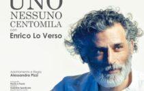 """VIESTE - """"Uno, nessuno, centomila"""", Enrico Lo Verso domani in scena all'Adriatico"""