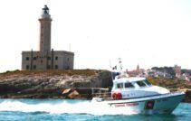 Guardia costiera di Vieste soccorre marittimo colpito da malore
